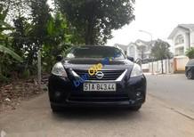 Bán xe Nissan Sunny AT đời 2014, màu đen
