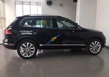 Cần bán Volkswagen Touareg GP 3.6 AT 2017, màu đen, xe nhập