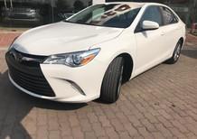 Bán xe Toyota Camry LE XLE 2017, màu trắng, xe nhập Mỹ