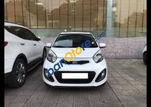 Cần bán Kia Morning 1.0 AT sản xuất 2011, màu trắng, xe nhập