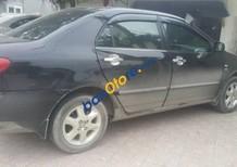 Bán xe Toyota Corolla altis đời 2008, màu đen