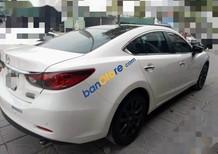 Bán Mazda 6 2.0 đời 2015, màu trắng, giá chỉ 775 triệu