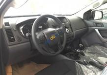 Bán xe Ford Ranger XLS AT 2018, màu vàng, xe nhập