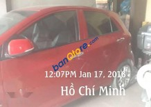 Bán gấp Kia Picanto đời 2013, màu đỏ, giá 290tr