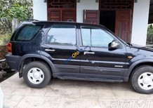 Bán Ford Escape sản xuất 2003, màu đen, nhập khẩu nguyên chiếc số sàn