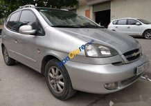 Bán xe Chevrolet Vivant MT đời 2008, màu bạc