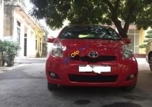 Xe Toyota Yaris 1.3 AT đời 2009, màu đỏ, xe nhập số tự động, 400tr