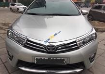 Cần bán gấp Toyota Corolla altis 1.8G AT 2015, màu bạc