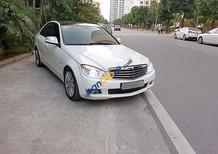 Mercedes C200 đời 2008 màu trắng, chính chủ