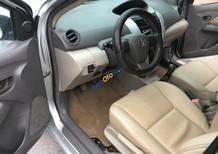 Chính chủ bán xe Toyota Vios 1.5E đời 2010, màu bạc