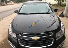 Bán ô tô Chevrolet Cruze LT đời 2016, màu đen như mới
