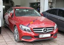 Cần bán xe Mercedes C200 2016, màu đỏ như mới