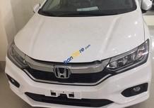 Cần bán xe Honda City 1.5TOP đời 2018, màu trắng