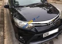 Bán xe Toyota Vios đời 2014, màu đen chính chủ, giá chỉ 416 triệu
