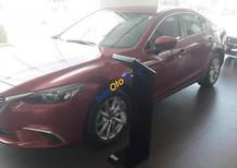 Bán Mazda 6 đời 2017, màu đỏ, giá 819tr