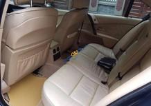Cần bán lại xe BMW 5 Series 3.0 năm 2006, màu đen, nhập khẩu nguyên chiếc giá cạnh tranh