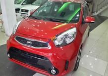 Bán xe Kia Morning Si MT đời 2016, màu đỏ, 339tr