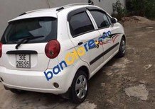 Bán gấp Chevrolet Spark đời 2010, màu trắng, giá chỉ 108 triệu