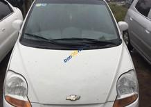 Bán xe Chevrolet Spark sản xuất 2010, màu trắng