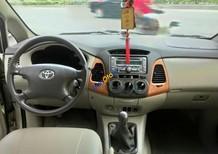 Bán Toyota Innova 2.0MT 2008, màu vàng