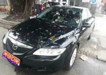 Bán Mazda 6 đời 2003, màu đen