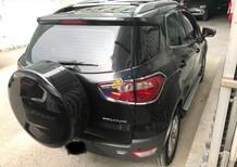 Bán xe Ford EcoSport Titanium đời 2014, màu đen xe gia đình, giá chỉ 500 triệu