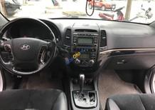 Bán xe Hyundai Santa Fe SLX đời 2008, màu bạc, nhập khẩu