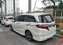 Cần bán Honda Odyssey 2.4 AT đời 2016, màu trắng, xe nhập