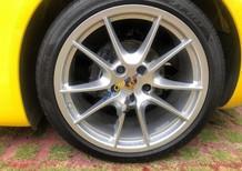 Bán Porsche Boxster đời 2015, màu vàng, xe nhập