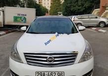 Cần bán Nissan Teana 2.0 AT 2010, màu trắng, nhập khẩu chính chủ