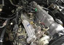 Bán Ford Everest 2.5L 4x2 MT sản xuất 2009, màu đen xe gia đình, 385 triệu