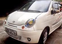 Bán Daewoo Matiz SE 0.8 MT đời 2005, màu trắng giá cạnh tranh