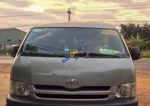Bán xe Toyota Hiace đời 2008, màu xanh lam