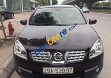 Cần bán gấp Nissan Qashqai 2.0 AT 2008, màu đen, giá tốt