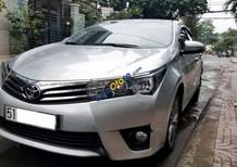 Cần bán Toyota Corolla altis 1.8G AT năm 2016, màu bạc, 705tr