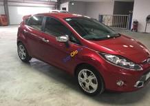 Cần bán Ford Fiesta 1.6L 5 cửa, năm 2013, màu đỏ, giá tốt