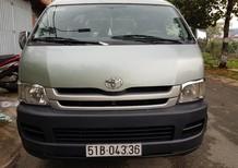 Bán xe Toyota Hiace đời 2010