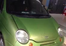 Cần bán gấp Daewoo Matiz SE đời 2006, màu xanh lục, chính chủ