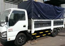 Xe tải isuzu 1t9 thùng mui bạt giá bao nhiêu? - cần mua xe tải isuzu 1900kg thùng bạt