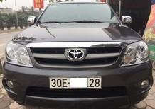 Bán xe Toyota Fortuner G 2007 AT, máy dầu, nhập khẩu, giá 590tr
