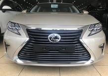 Cam kết có xe giao ngay Lexus ES250 2018 màu vàng cát nhập mới 100% hồ sơ đăng ký trong ngay
