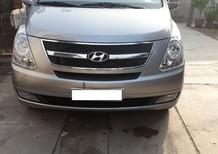 Cần bán xe Hyundai Starex đời 2012, màu bạc, 9 chỗ, máy dầu. Công ty mua mới ngay từ đầu