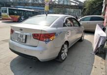 Bán Kia Cerato 1.6 AT đời 2011, màu bạc, xe nhập