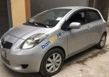 Cần bán lại xe Toyota Yaris năm 2008, màu bạc