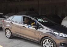 Bán Ford Fiesta Titanium 1.5 AT đời 2015, màu nâu