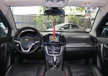 Bán Chevrolet Captiva Revv LTZ 2.4 AT năm 2016, màu bạc, giá cạnh tranh