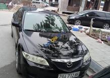 Bán Mazda 6 sản xuất 2003, màu đen