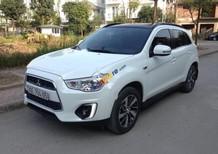 Cần bán gấp Mitsubishi Outlander đời 2014, màu trắng, nhập khẩu như mới, giá 680tr