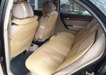 Bán lại xe Daewoo Gentra 1.5 EX 2009, màu đen