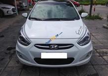 Bán xe Hyundai Accent Blue 1.4AT đời 2015, màu trắng, xe nhập chính chủ giá cạnh tranh